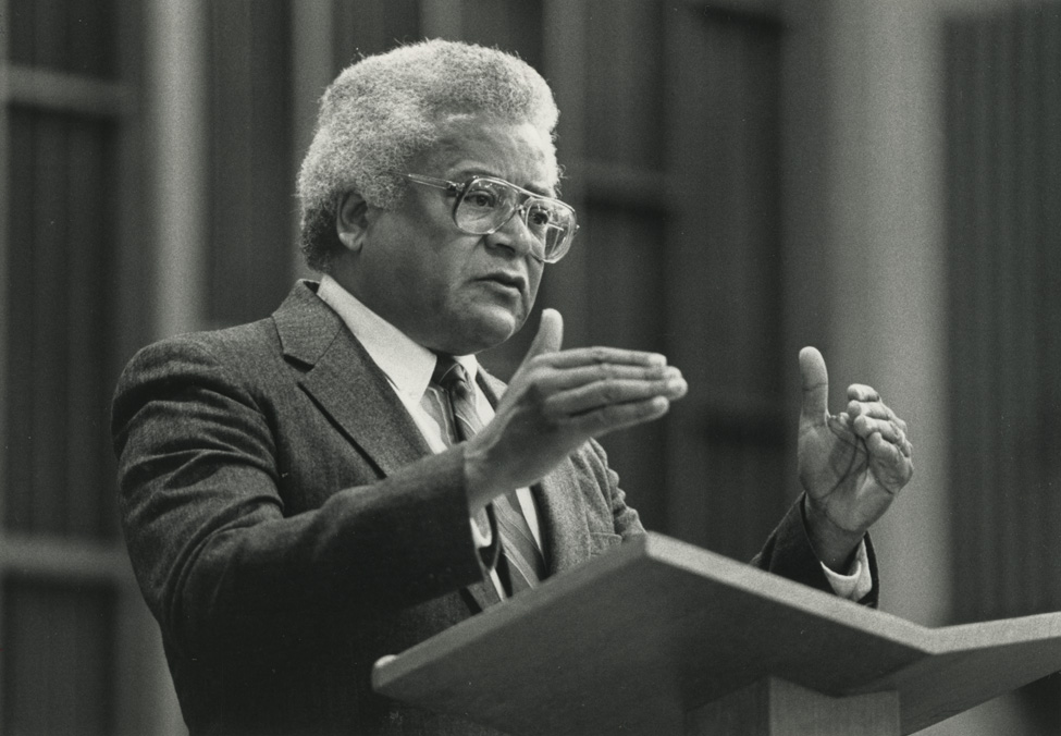 James M. Lawson Jr. | Who Speaks for the Negro?